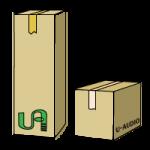 U-AUDIOは代替箱を用意できます